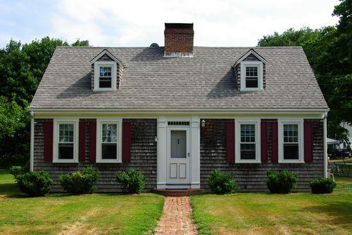 Architecture Style Cape Cod